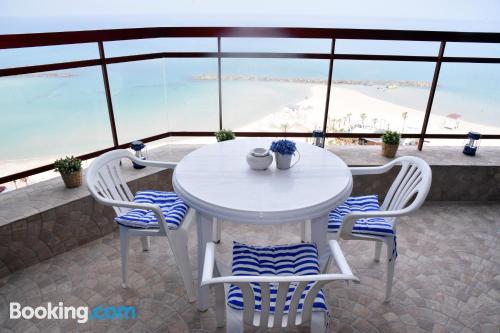 Apartamento de 60m2 en Netanya ideal para grupos