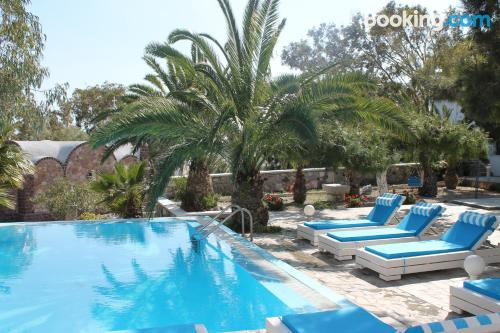 Homey apartment in perfect location of Perissa