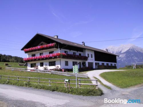 Apartamento de 140m2 en Innsbruck. ¡Conexión a internet!