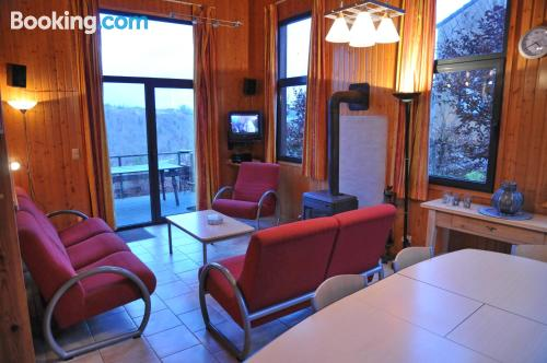 Apartment for groups in central location of Houffalize