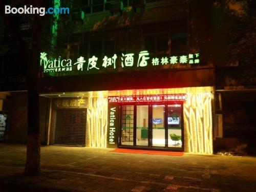 Home for 2 in Huangshan with internet