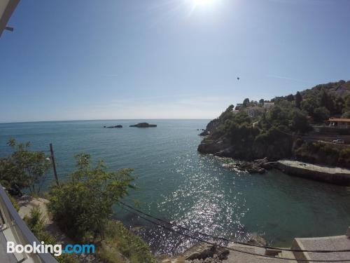 Place in Ulcinj with internet and terrace