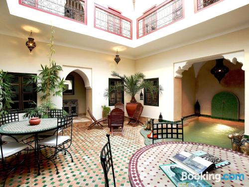 Place for 2 people in Marrakech with terrace