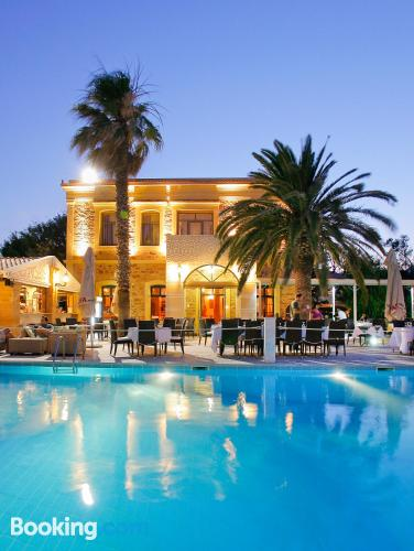 Chios place. For couples
