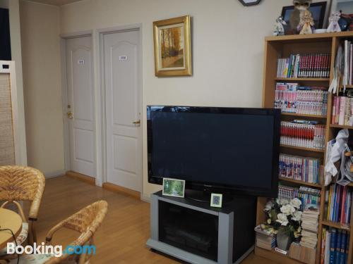 Apartamento con conexión a internet en Hakodate