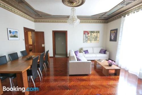 130m2 apartment in Barcelona. Simply great location