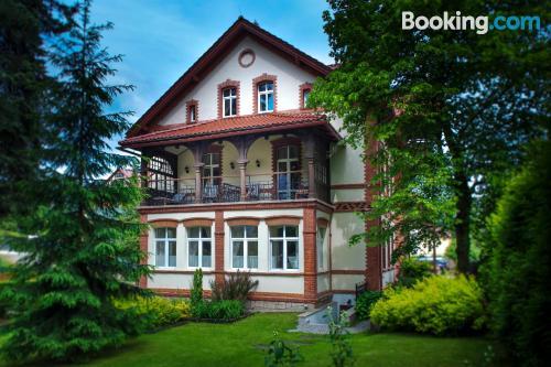 Kudowa-Zdrój is yours! With terrace