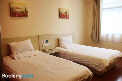 Acogedor apartamento dos personas en Chengdu