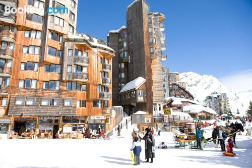 Good choice one bedroom apartment in great location of Avoriaz
