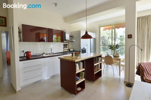 Apartment with internet and 2 bedrooms