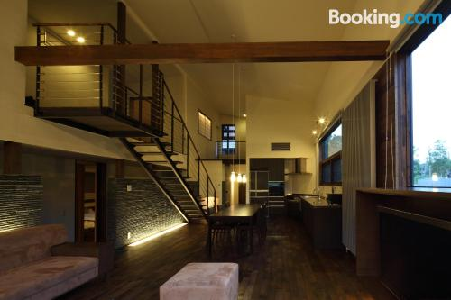 80m2 apartment in Niseko with terrace