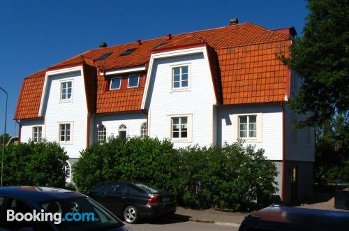 Amazing location in Borgholm. With heating