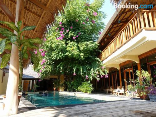 Apartamento perfecto en Gili Trawangan