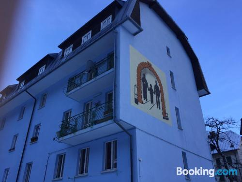 Apartment for couples in Tarvisio with terrace