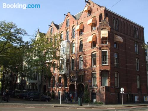 Apartment for two. Amsterdam is yours!