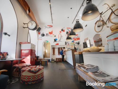 Apartamento cuco en Estocolmo con internet y vistas