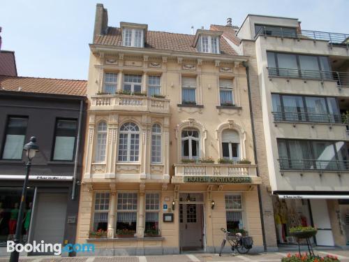 Apartamento con vistas en Blankenberge