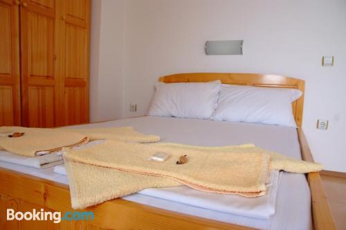 Apartamento con vistas, calefacción y wifi