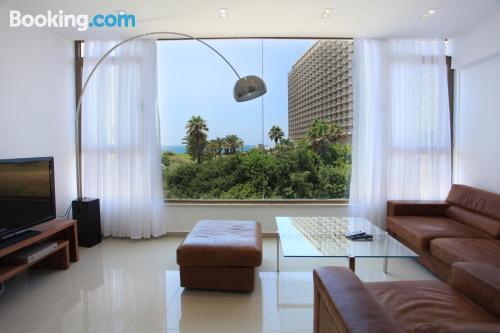 One bedroom apartment in Tel Aviv. Wifi!