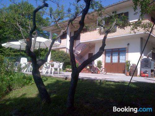 Bonito apartamento en Caramanico Terme con conexión a internet y vistas