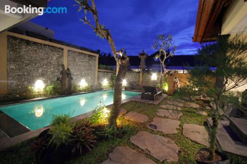 Ubud from your window! For 2 people
