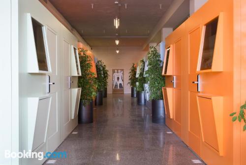 Apartamento ideal con wifi