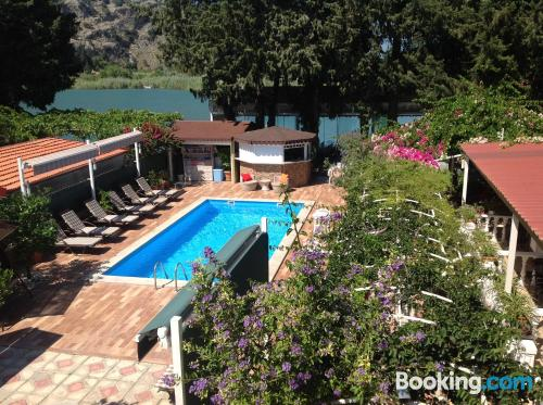 Terrace and wifi place in Dalyan. 22m2!