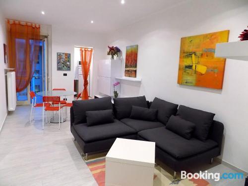 Apartamento de dos dormitorios en Turín. ¡85m2!