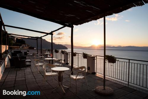 Amalfi at your hands! With terrace