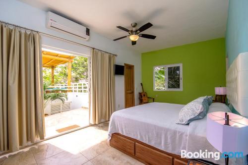 Apartamento acogedor en Sayulita con wifi y vistas