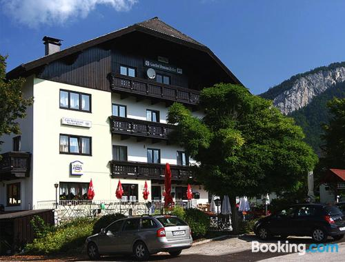 Bonito apartamento en Bad Goisern. Ideal para viajeros independientes