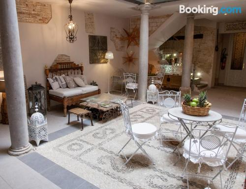 Home with wifi in center of Granada