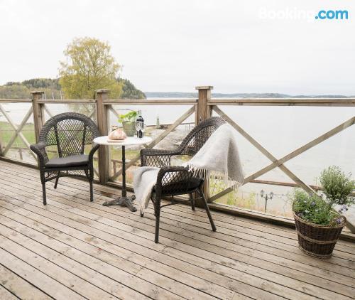 Apartamento con terraza en Ljungskile