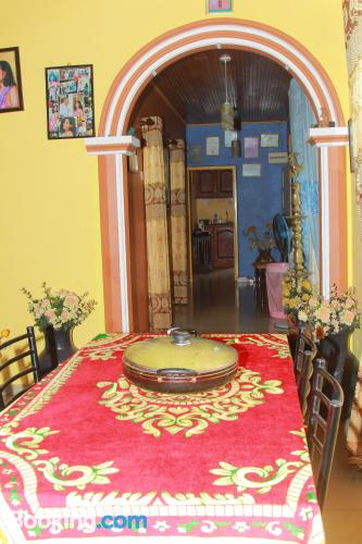 Apartment for 2 people in Negombo. Enjoy your terrace