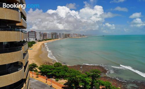 Apartamento con piscina en Fortaleza