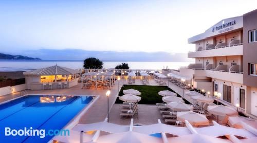 Place in Amoudara Herakliou for 2 people