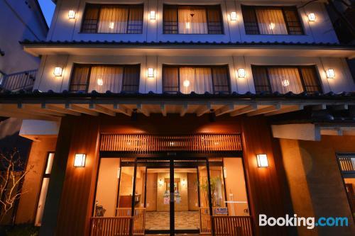Cuco apartamento en Nikkō, bien situado