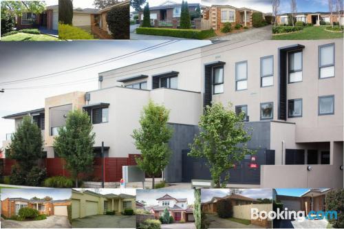 Apartamento para familias con niños en Glen Waverley con internet