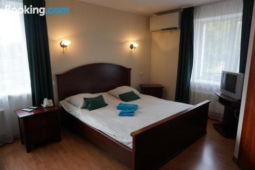 Apartamento con terraza en Daugavpils
