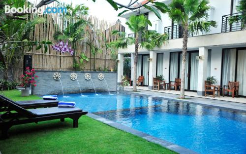 64m2 home in Sanur with terrace