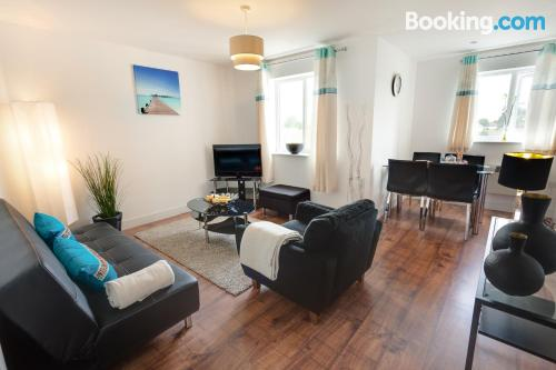 Apartment for couples in perfect location of Southend-on-Sea