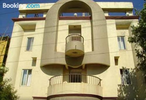 Apartamento con piscina en Mahabaleshwar