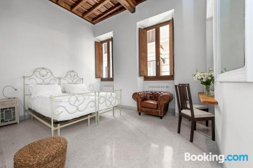 Home for 2 in midtown of Rome