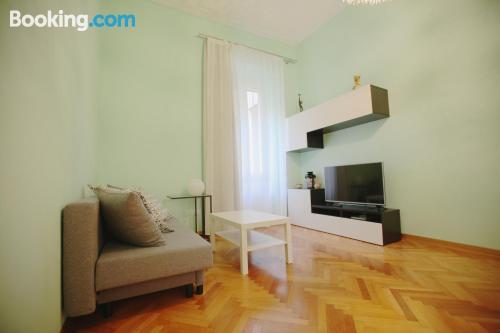 Apartamento para grupos con conexión a internet