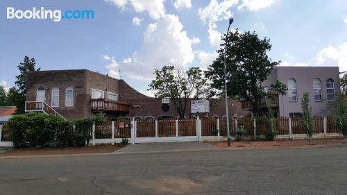 Apartamento en Bloemfontein. ¡Pequeño!