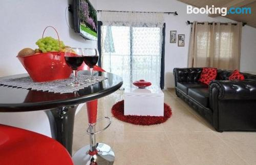 Apartment for 2 in Safed. Pets allowed!