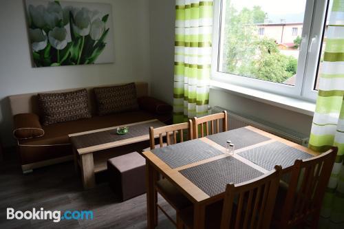 Apartamento de 40m2 en Liptovský Mikuláš perfecto para cinco o más