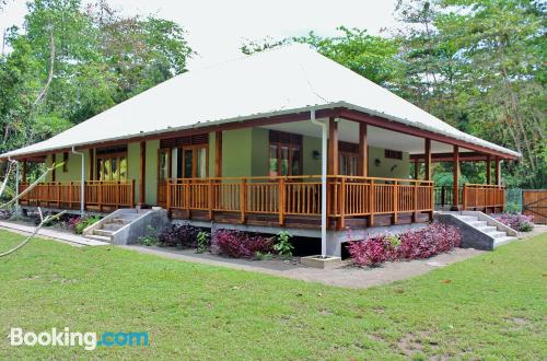 Place in Grand'Anse Praslin. Family friendly