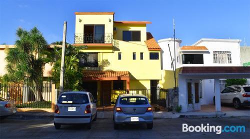 Apartamento en Cancún con wifi