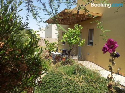 Apartamento con conexión a internet en Midreshet Ben Gurion